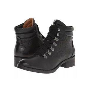 NEW Gentle souls black brooklyn boots size 7.5